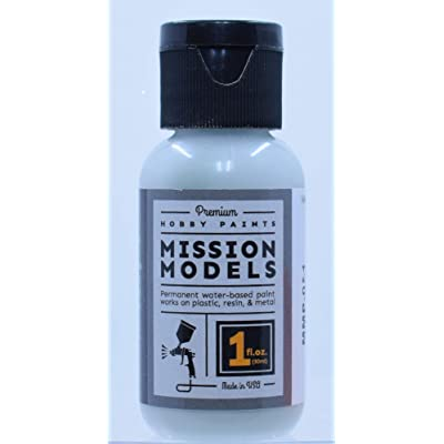 Mission Models Lichtblau RLM 76, MMP-051 1oz.: Toys & Games