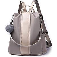 Wynn Fashion Stylish Girls Backpack (Off-White)