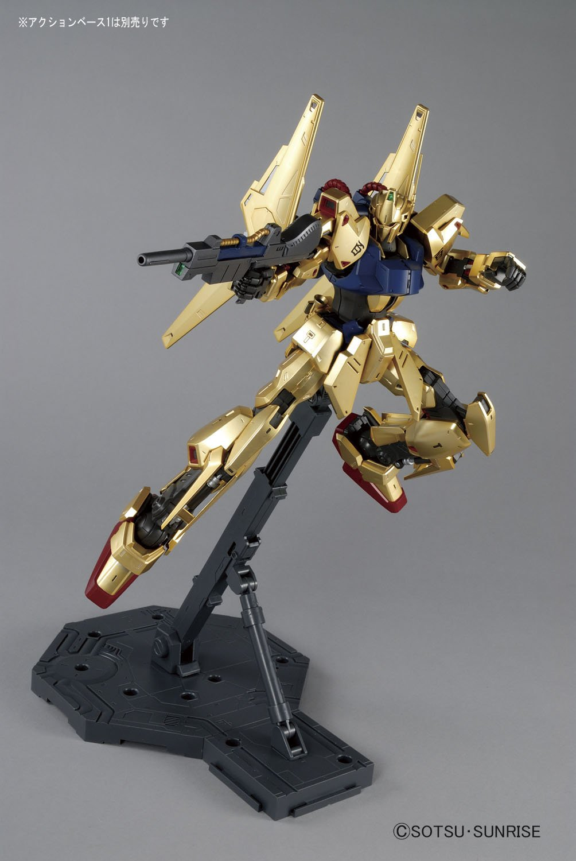 Bandai Hobby MG 1/100 Hyaku-Shiki Version 2.0 ''Zeta Gundam Model Kit by Bandai Hobby (Image #2)
