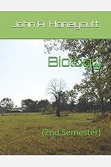 Biology Workbook: (2nd Semester) (Honeycutt Science) Paperback