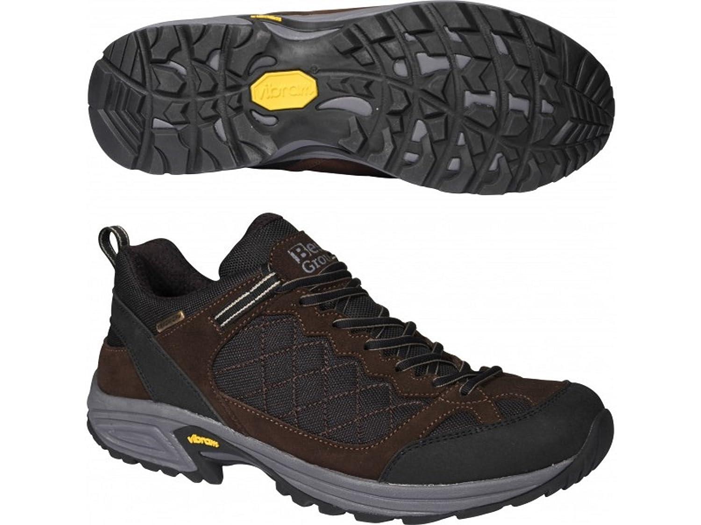 Best Group Mens Womens Breeze Walking Hiking Trail Vibram Shoes Grey