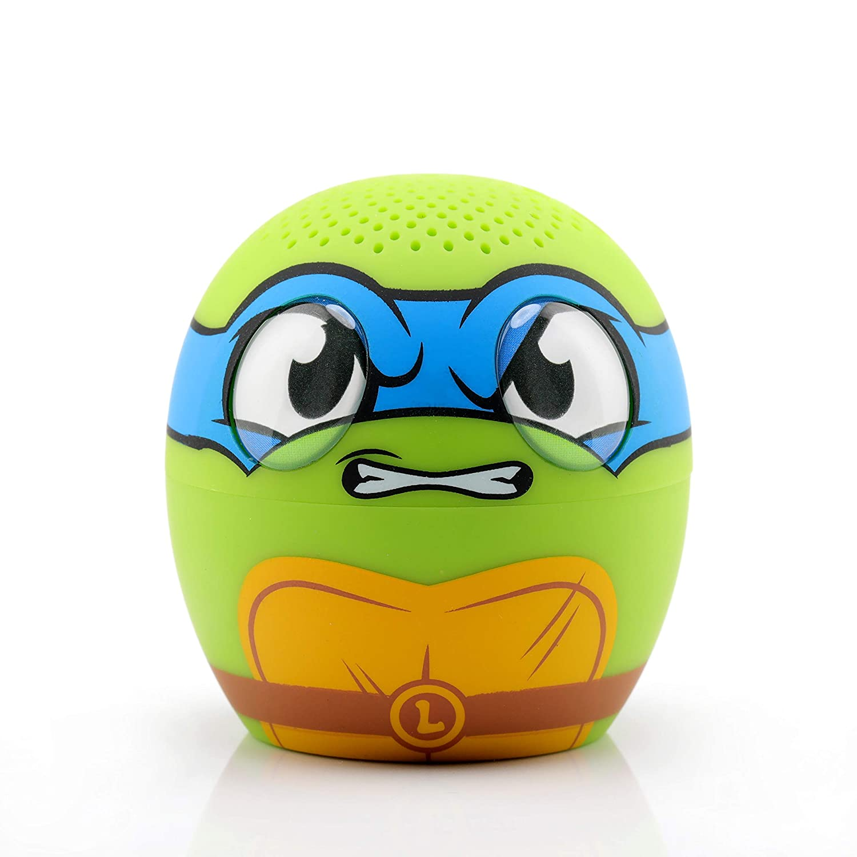 Bitty Boomers Nickelodeon Teenage Mutant Ninja Turtles Leonardo Bluetooth Speaker