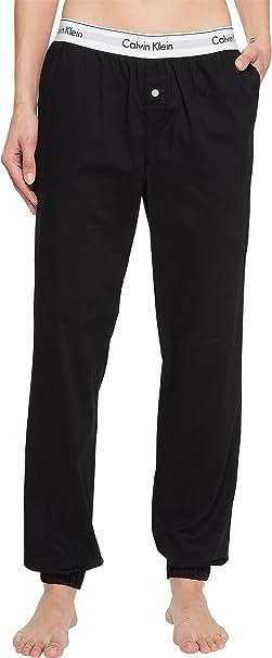 18bffc07d434 Calvin Klein Underwear Women's Modern Cotton Jogger Black Medium ...
