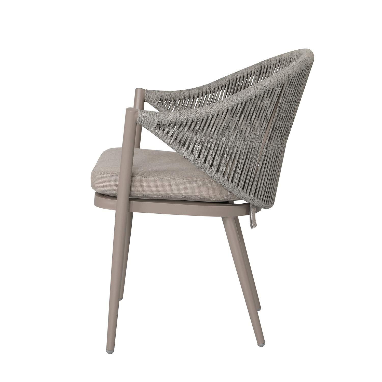 Amazon.com: Nuu Garden DW101-KF - Juego de 2 sillas de ...