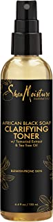 product image for SheaMoisture Clarifying Toner for Problem Skin African Black Soap with Tea Tree Oil 4.4 oz