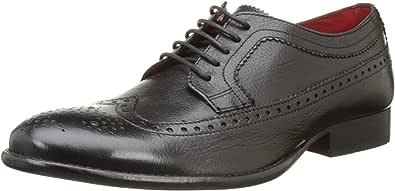 Base London Bailey, Zapatos de Cordones Brogue Hombre