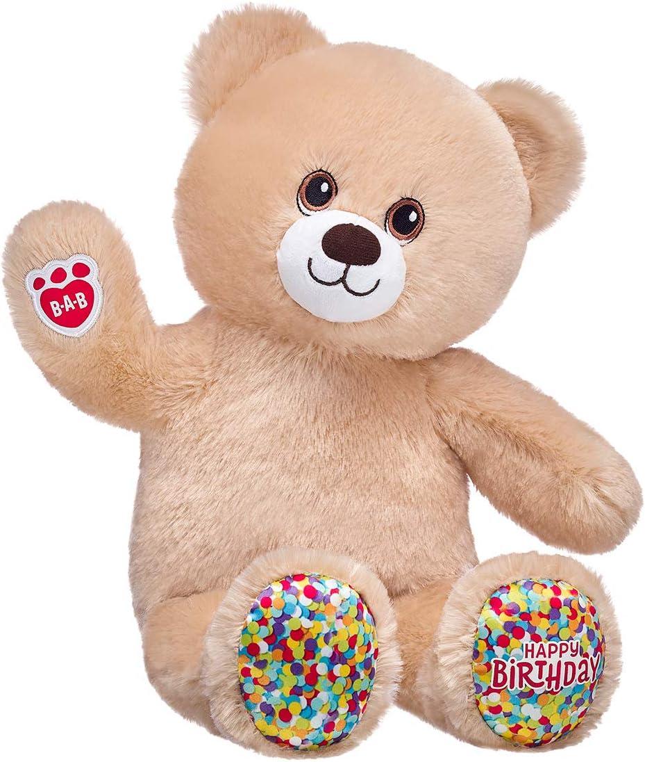 Build A Bear Workshop Birthday Treat Bear