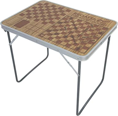 Brown Regatta Games Table
