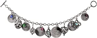 product image for American Coin Treasures Polish Coin Charm Coin Bracelet