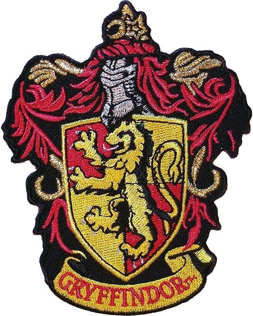 Amazon Com Ata Boy Harry Potter Gryffindor Crest 3 Full Color