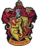 """Ata-Boy Harry Potter Gryffindor Crest 3"""" Full Color Embroidery Iron-On Patch"""