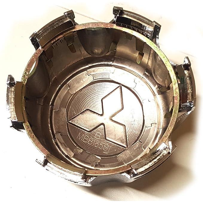 Forten Car - Tapacubos para Mitsubishi Pajero y L200 MB816581: Amazon.es: Coche y moto