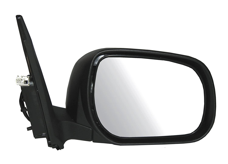 New White 2006-2008 Toyota RAV4 Right Passenger Side Mirror Heated