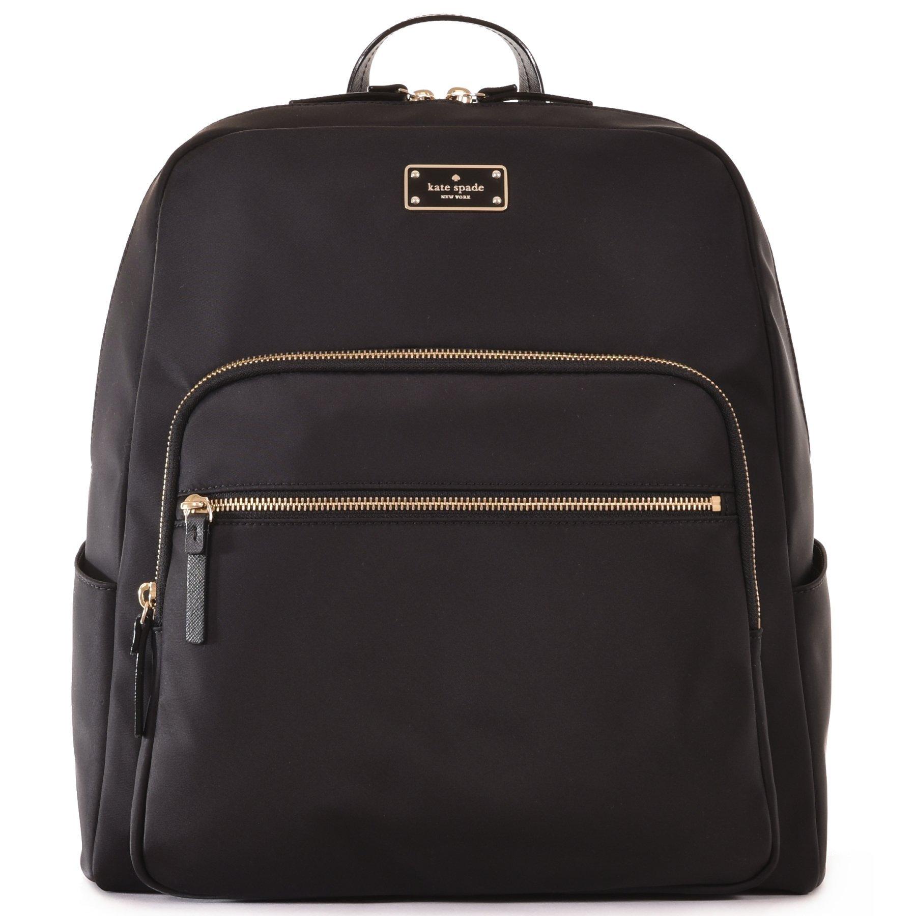 Kate Spade Large Hilo Blake Avenue Laptop Backpack - Black