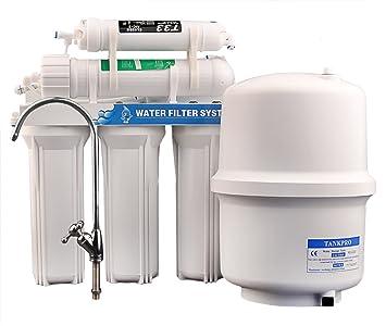 High Quality Holead Ro 5 5 Stufige Umkehrosmose Wasser Luftreiniger Untertisch Trinkwasser  Filter System RO Membran Home