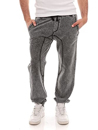 9dba364630401 Ritchie - Pantalon Jogging Caire - Homme - XXL - Gris: Amazon.fr ...