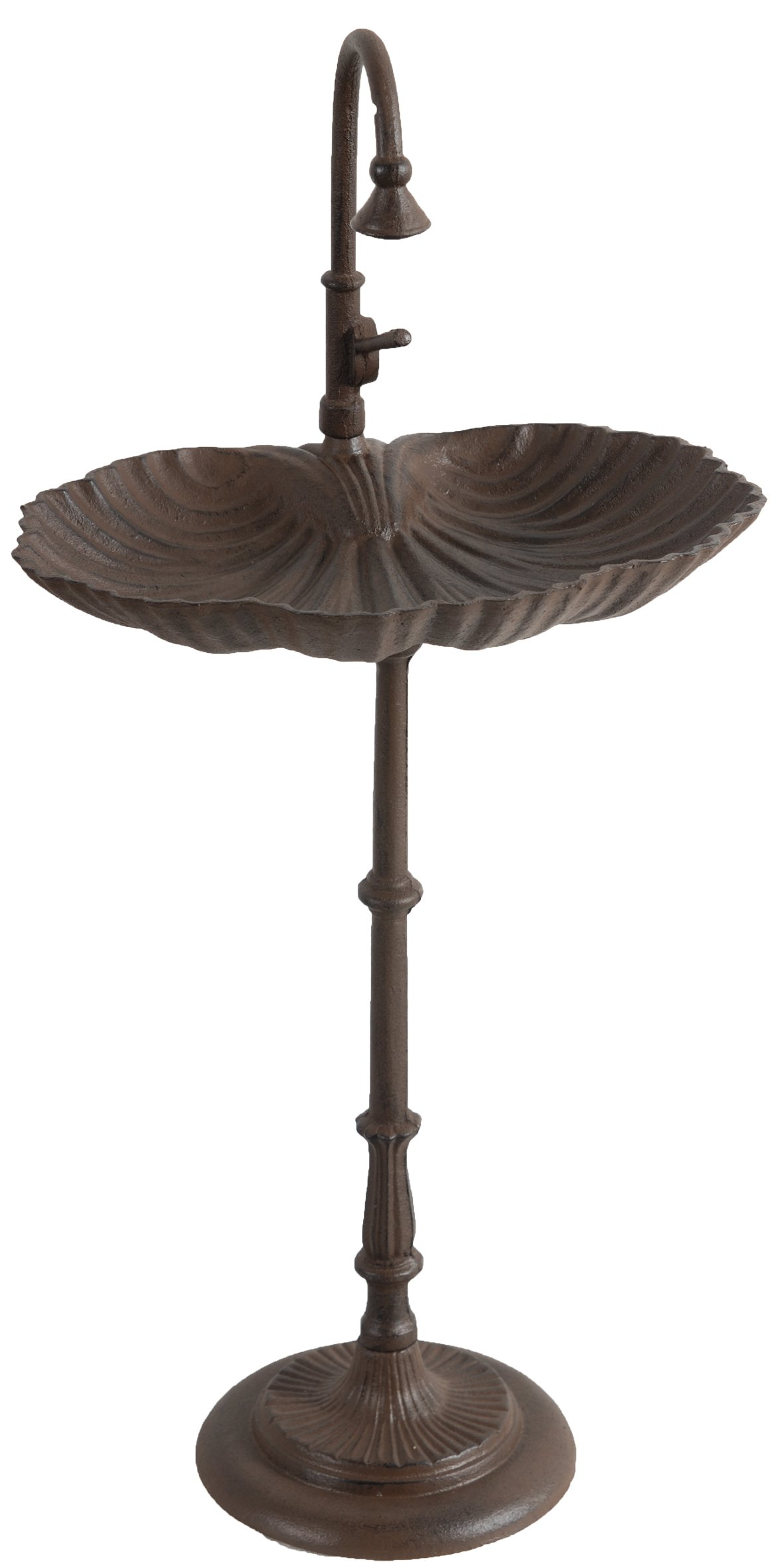A&B Home 35053 Bird Bath,  12-1/2 inches by 10-1/8 inches by 26-1/2 inches by A&B Home