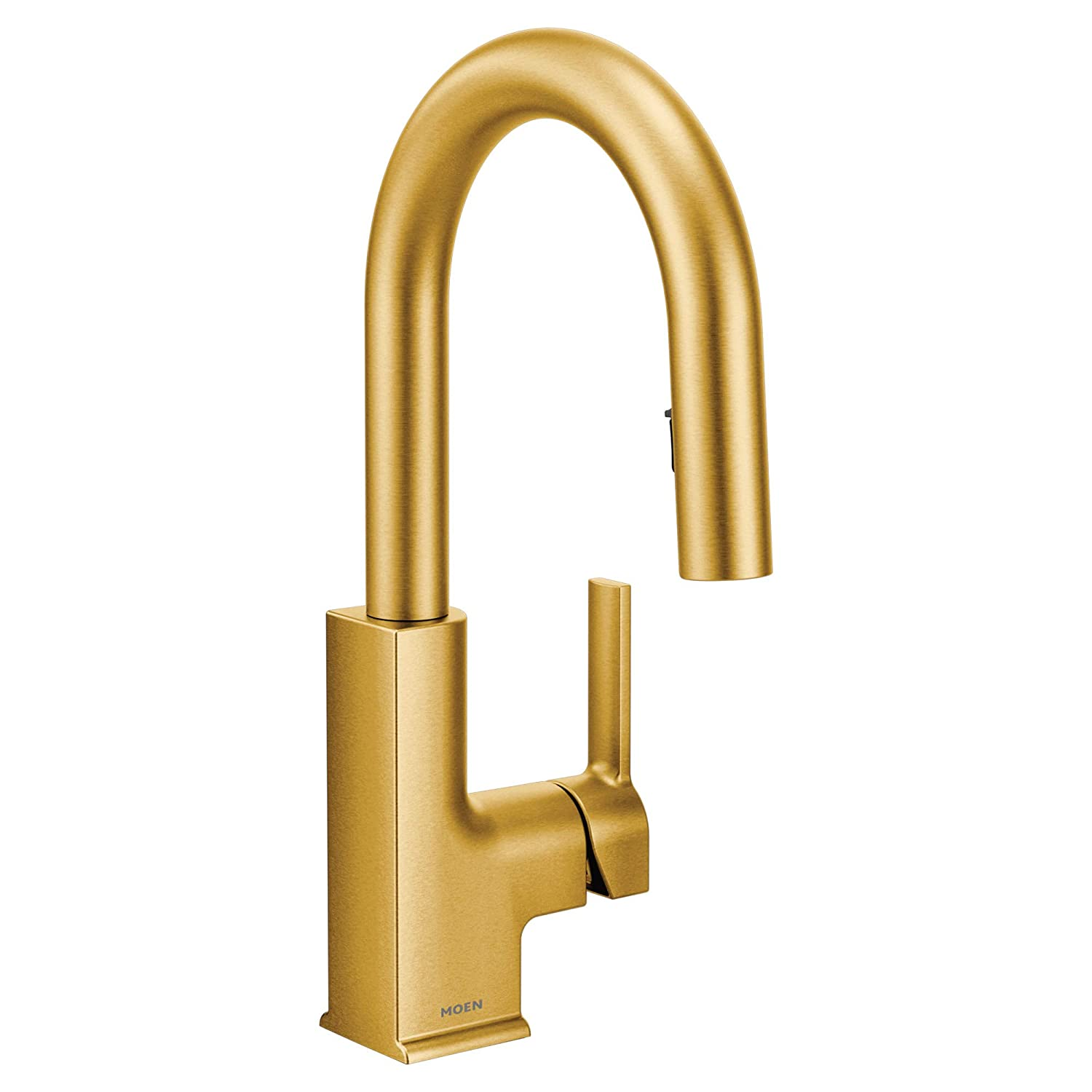 Moen S62308BG STo Collection Bar Faucet Brushed Gold