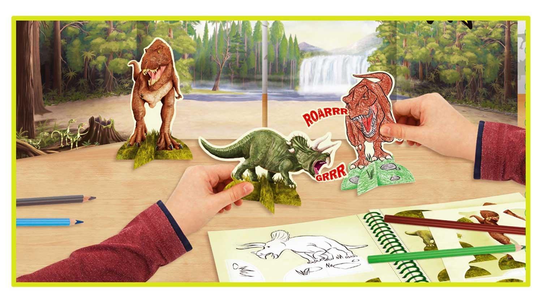 Depesche 6640/ /Activity portatil Dino World