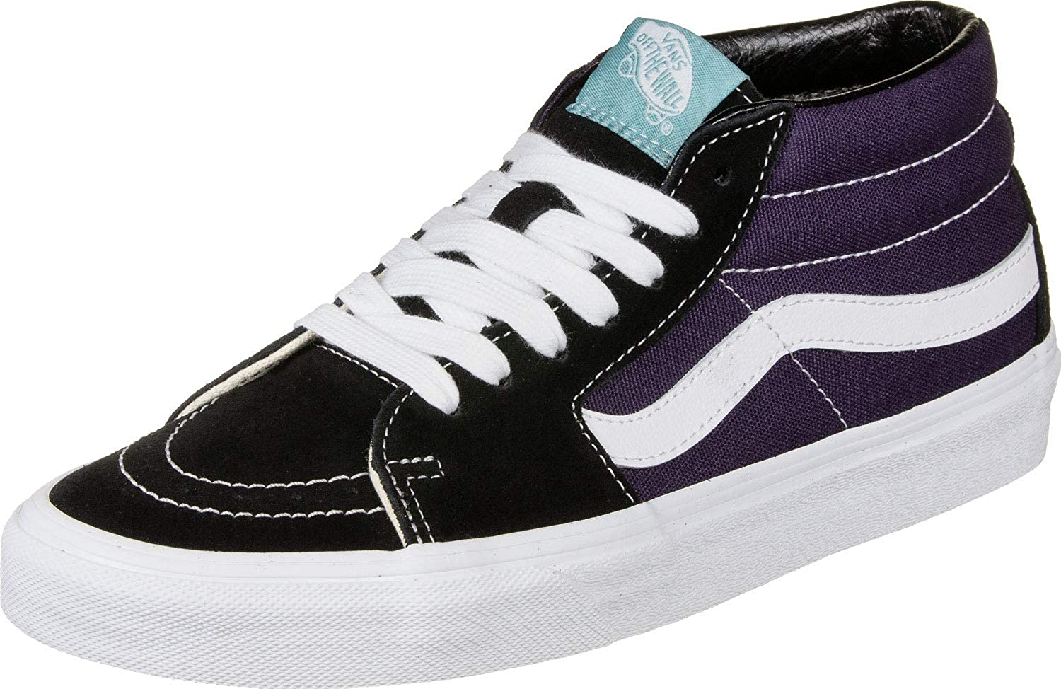 marque chaussures d'automne sk8 mid black mysterioso fcf91