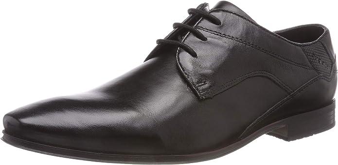 TALLA 45 EU. bugatti 3.1142e+11, Zapatos de Cordones Derby para Hombre
