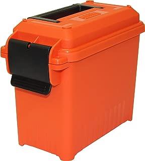 product image for MTM Ammo Can Mini for Bulk Ammo, Orange (AC15-35)