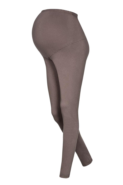 9 diff/érentes Couleurs DeDavide Leggings de Grossesse maternit/é en Coton Longueur Cheville
