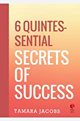 6 Quintessential Secrets of Success (Rupa Quick Reads) Kindle Edition