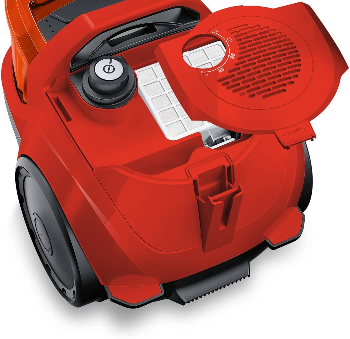 Bosch BGC1UA110 Aspirador sin Bolsa GS-10, diseño Ultra-Compacto ...