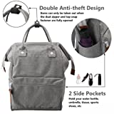 Peicees Wide Open Backpack Doctor Backpack Bag