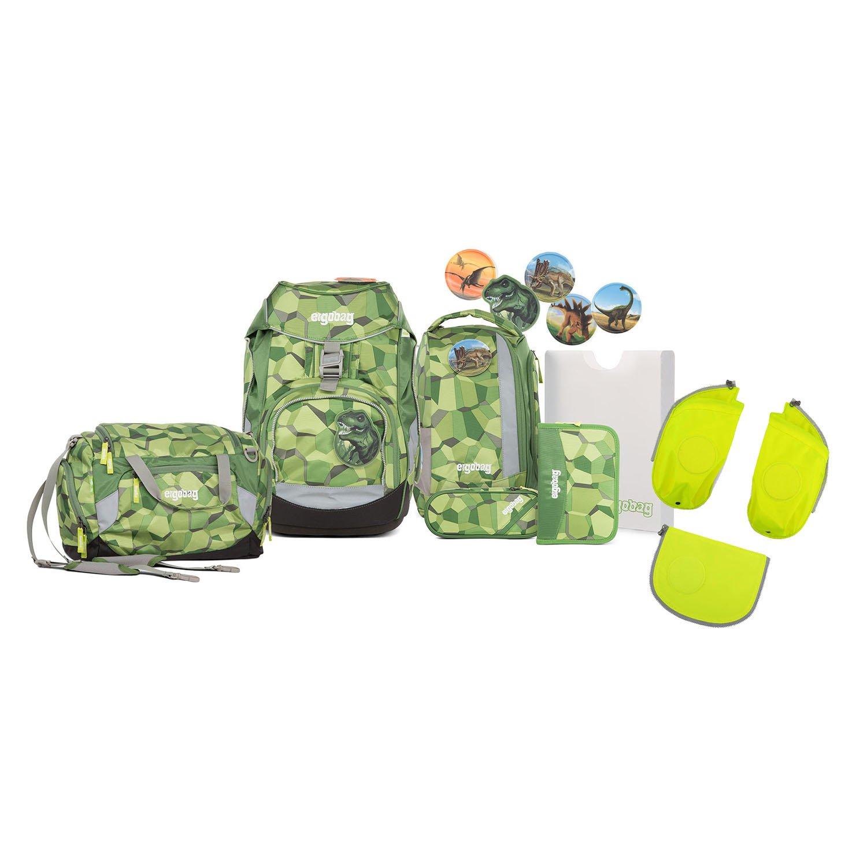 Ergobag - Schulranzen Set 6 tlg. PACK PACK PACK - Bäranusaurus Rex inkl. Sporttasche und Seitentaschen (3tlg.) B01MU2BFY7 | Online Store  | Guter Markt  | Vielfalt  af67af