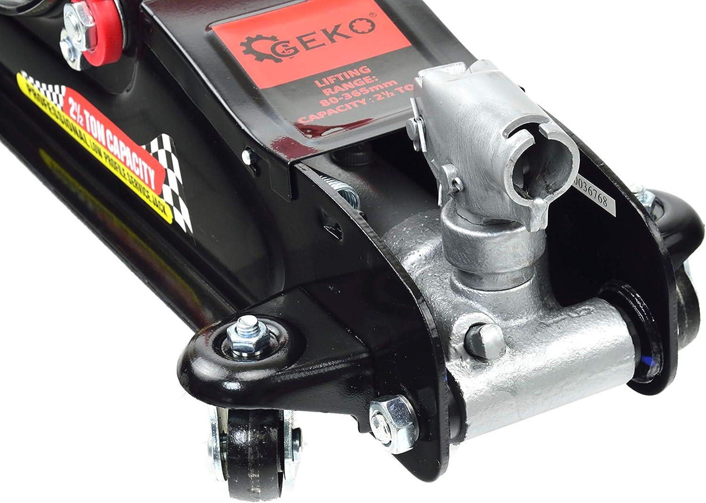 Cric Hydraulique 2,5T Cric Voiture Hydraulique Cric Hydraulique Roulant Cric Rouleur