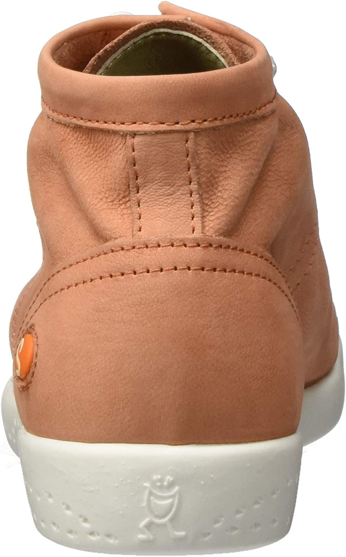 Softinos Isleen2586sof, Sneaker a Collo Alto Donna Rosa Warm Pink 000 bPAMUw