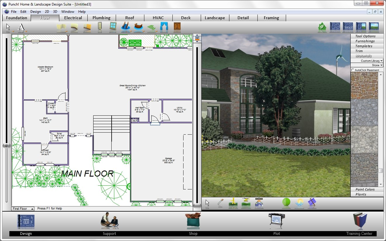 100 punch home design platinum software 100 punch pro home design software platinum suite - Punch professional home design platinum version ...