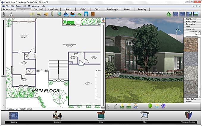Amazon.com: Punch! Home & Landscape Design Suite with NexGen ...