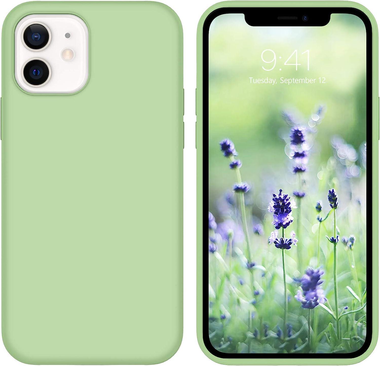 GUAGUA Compatible for iPhone 12/12 Pro Case 6.1