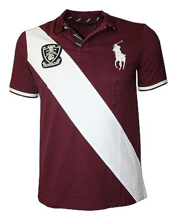 Polo Ralph Lauren - Camiseta Deportiva para Hombre, Talla Grande ...
