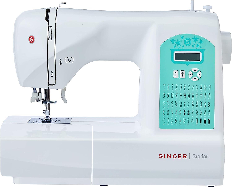 Máquina de Costura Eletrônica, Starlet 6660, 110v, Singer por Singer