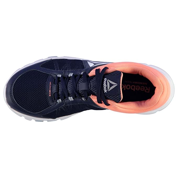 Reebok Yourflex train 9 Baskets pour femme NvycorailGRY