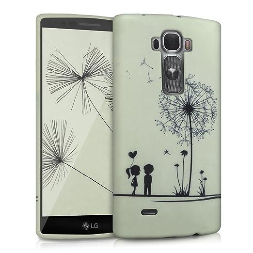 2 opinioni per kwmobile Cover per LG G Flex 2- Custodia