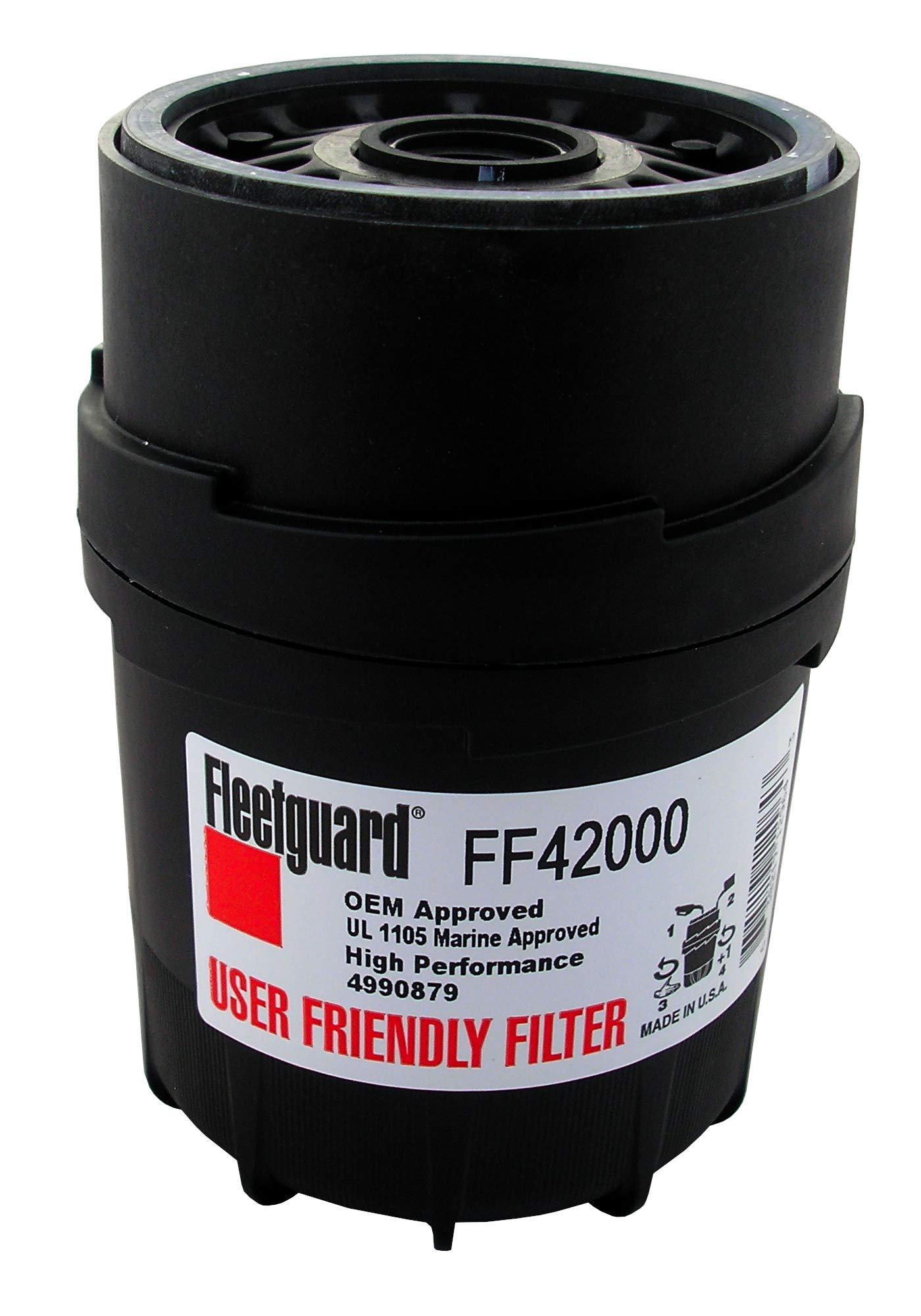 Fleetguard FF42000 Fuel Filter, User Friendly VersioN