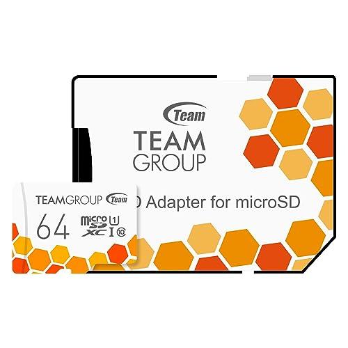 Team microSDXCカード 64GB