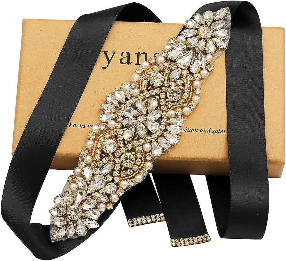 Yanstar Rhinestone Crystal...