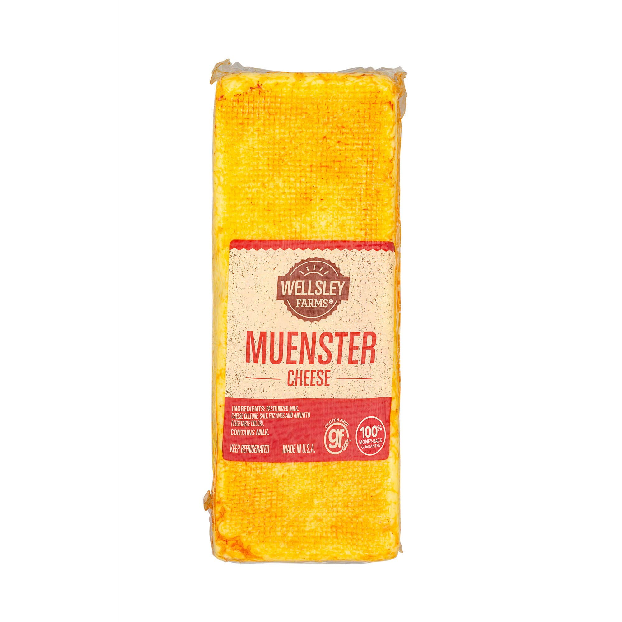 Muenster Cheese 1 ct