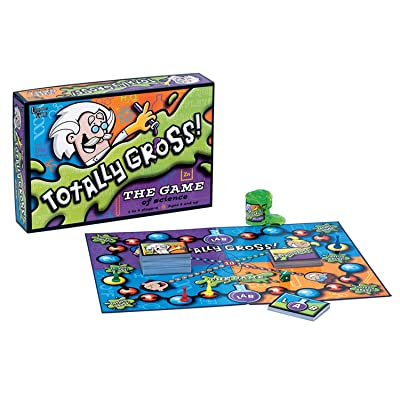 Totally Gross: The Game of Science: Toys & Games