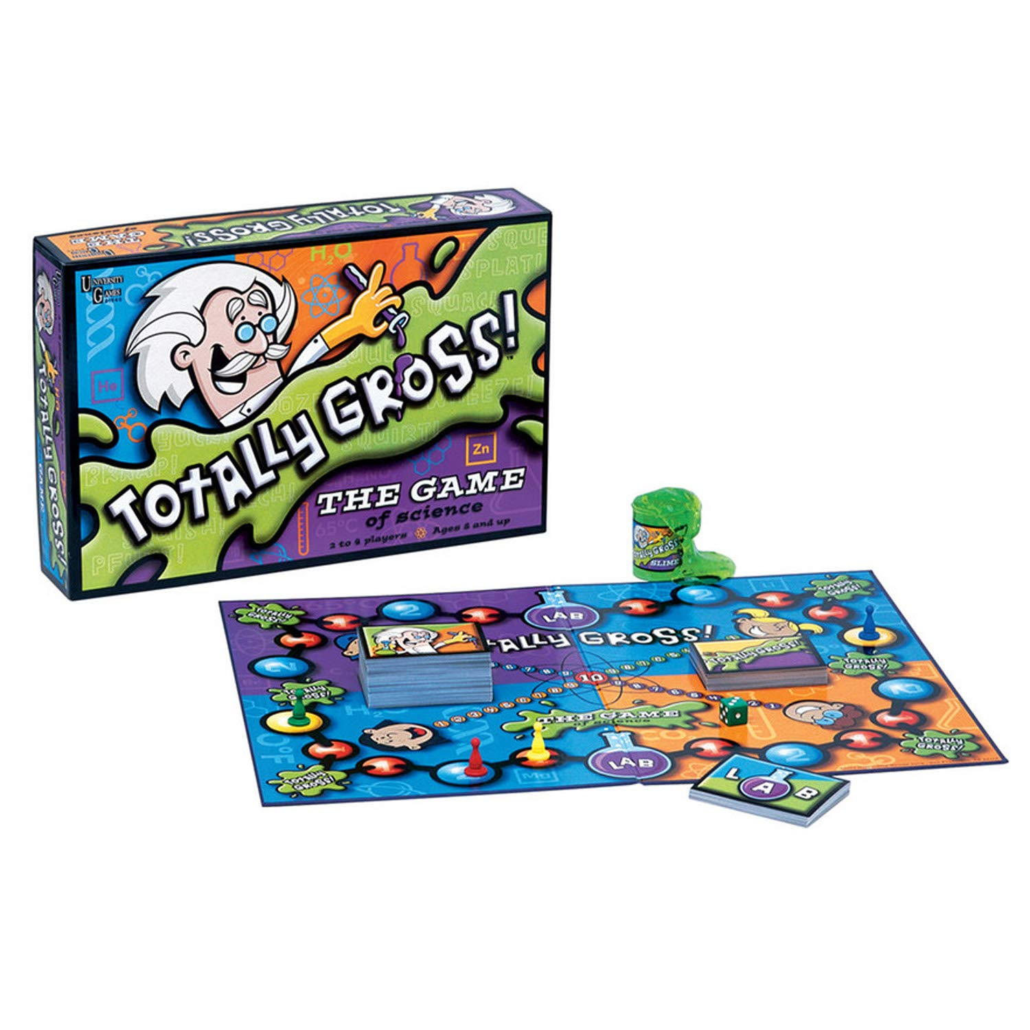 B00006654A Totally Gross: The Game of Science 71y5QDQDGXL