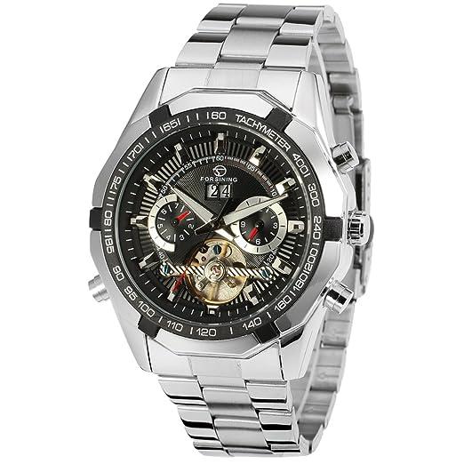 Amazon.com: Forsining - Reloj automático para hombre: Watches