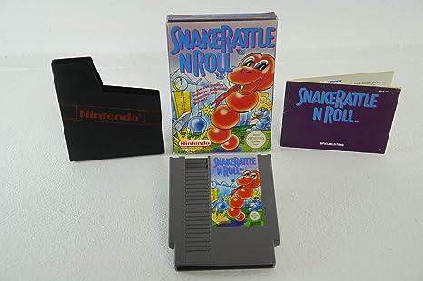 NES - Snake Rattle n Roll: Amazon.es: Videojuegos