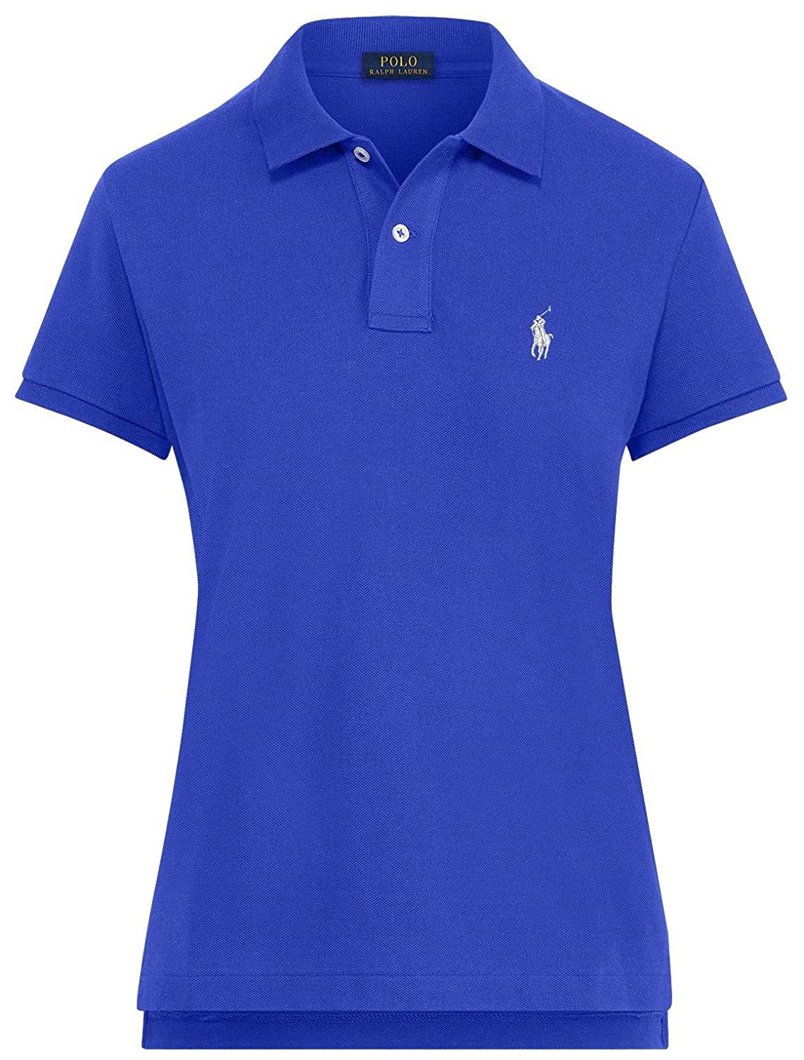 Polo Ralph Lauren de Malla clásica para Mujer - - Medium: Amazon ...