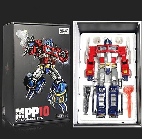 BestGrey Optimus Prime de Transformadores de Wei Jiang Masterpiece - MPP10